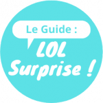 Logo Poupee LOL Surprise Le Guide